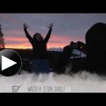 Красивое видео о поездке команды
