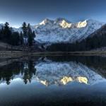 Гора Нанга Парбат, Пакистан. Она