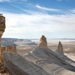 Каспий и полуостров Мангышлак