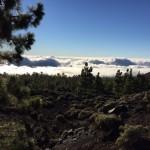 Вулкан Тейде на Тенерифе, самая
