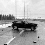 Сын Валерии разбился на спорткаре на трассе М-11