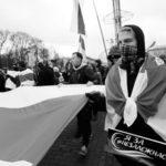 В Минске противники интеграции с Россией заявили протест Москве